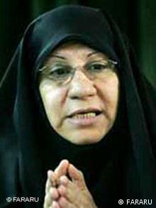 مریم بهروزی، دبیرکل جامعه زینب، معتقد به تغییر نگرش احمدینژاد نسبت به مسئله زنان است
