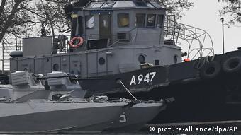 Київ вимагає нових санкцій ЄС проти Росії у відповідь на захоплення її кораблів у Керченській протоці