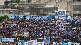 Протесты в Аргентине против саммита G20