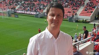 Barış Güçlü Fußball Türkei Göztepe