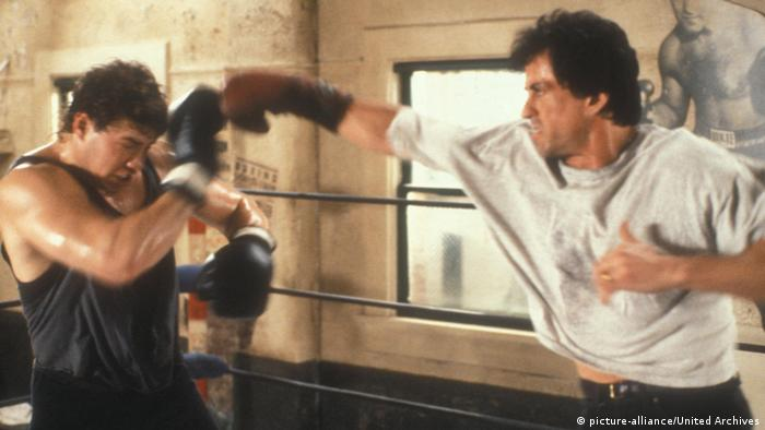 Sylvester Stallone Rocky 5 (picture-alliance/United Archives)