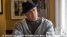 Sylvester Stallone Rocky Balboa in Creed