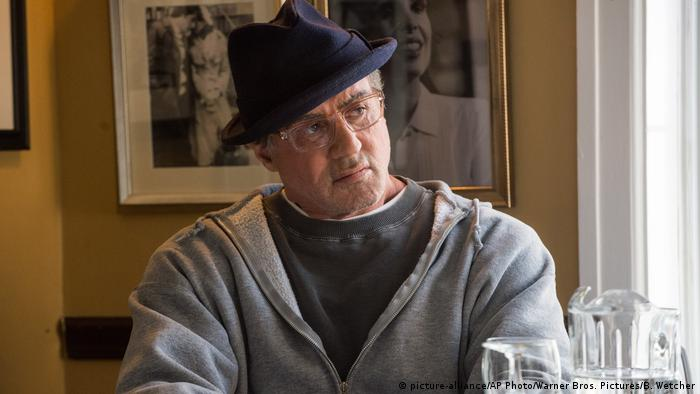 Sylvester Stallone als Rocky Balboa in Creed