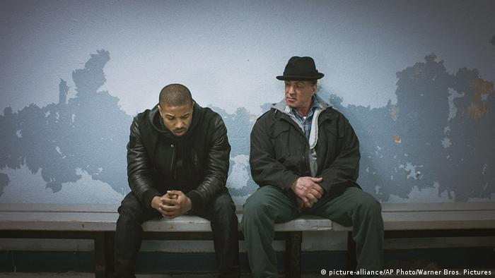 Sylvester Stallone als Rocky Balboa in Creed (Foto: picture-alliance/AP Photo/Warner Bros. Pictures)