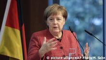 Berlin Kanzlerin Merkel bei Deutsch-Ukrainisches Wirtschaftsforum