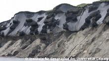 Klimawandel in Sibirien: der Permafrost taut