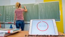 Deutschland Tablets in Schulen