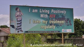 Καμπάνια για το AIDS στη Σιέρα Λεόνε
