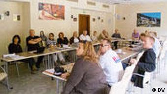 Spotkanie twórców mediów polskich w Niemczech w Jeleniej Strudze