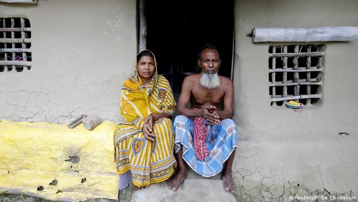 Indien Ghoramara Island (Reuters/R. De Chowdhuri)
