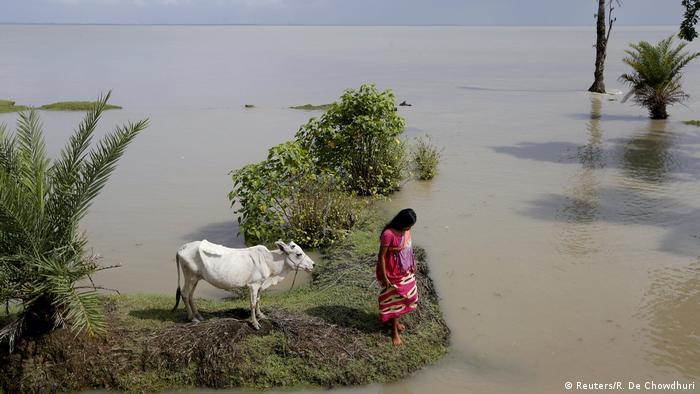 Indien Ghoramara Island