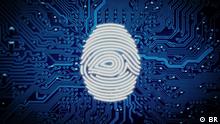 Dateinamen: 10146 Pässe für Kriminelle ©BR.png Titel: 10146 Pässe für Kriminelle Bildbeschreibungen (1-2 Sätze): Filmstill aus 'Pässe für Kriminelle - Biometrischer Datenhandel im Dark Web' Doku Copyright: ©BR Schlagworte: Dokumentation, Sicherheit, biometrische Daten, Cyber-Crime