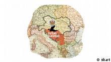 Illustration Jugoslawien: Geschichten von Werden und Vergehen eines Staates