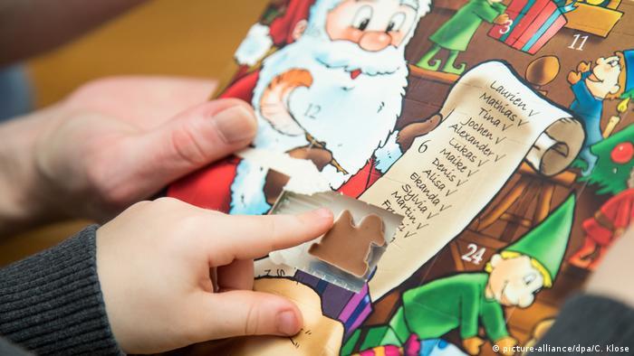 40febe48f15c История рождественского календаря | Культура и стиль жизни в ...