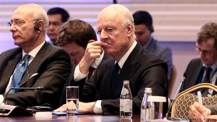 Kasachstan Syrien-Konferenz in Astana