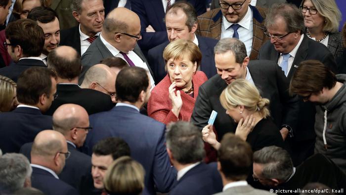 Bundestag: znaczna większość posłów za Światowym Paktem ws. Migracji