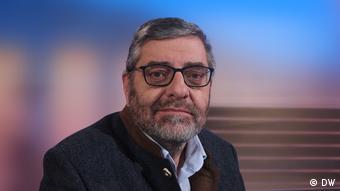 Günther Maihold Quadriga (DW)