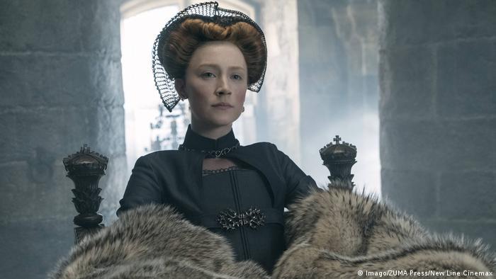 Saoirse Ronan, film still from Mary Queen of Scots (Imago/ZUMA Press/New Line Cinemax)