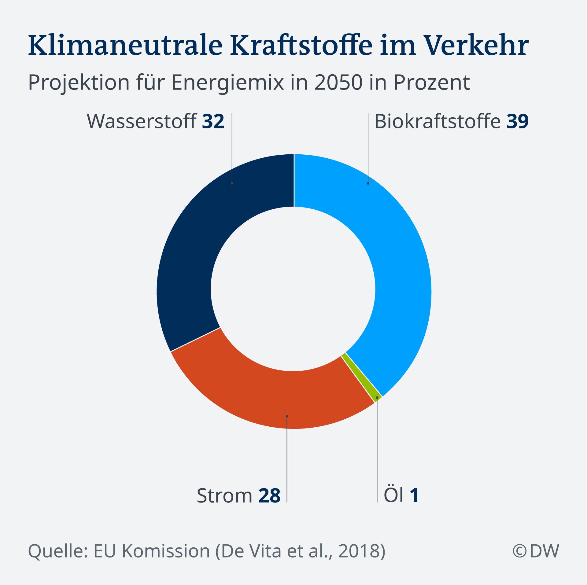 Infografik Kraftstoffe EU 2050 DE