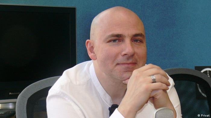 DW Korrespondent Peter Cholakov (Privat)