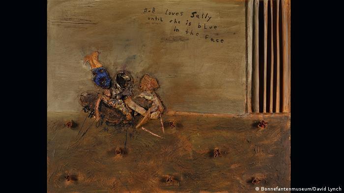 Ausstellung David Lynch im Bonnefantenmuseum in Maastricht (Bonnefantenmuseum/David Lynch)