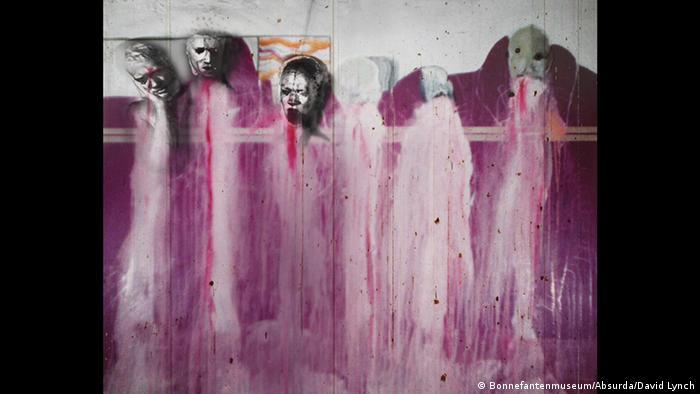 Ausstellung David Lynch im Bonnefantenmuseum in Maastricht (Bonnefantenmuseum/Absurda/David Lynch)