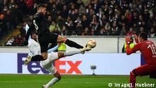 Fußball Europa League Gruppe H l Eintracht Frankfurt - Marseille (Imago/J. Huebner)