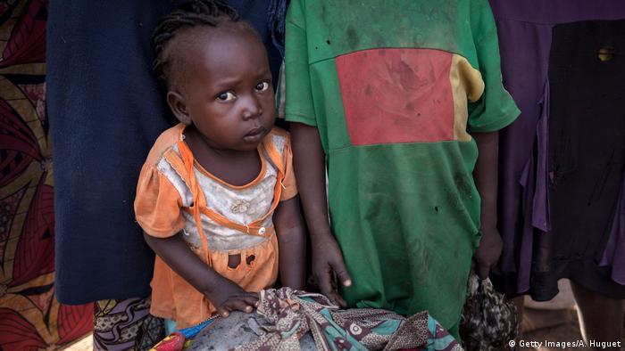 Zentralafrikanische Republik Flüchtlinge (Getty Images/A. Huguet)