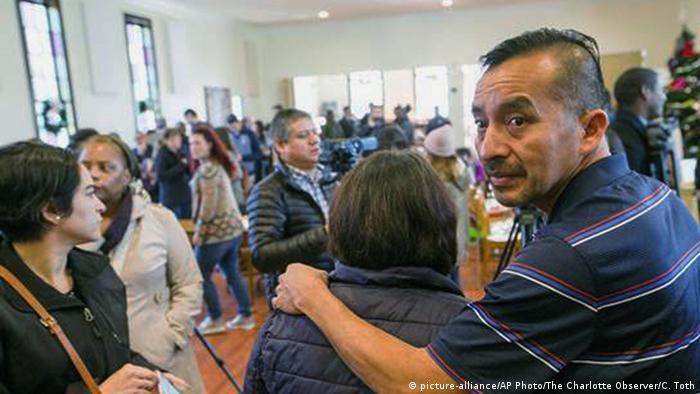 USA weist Flüchtling aus
