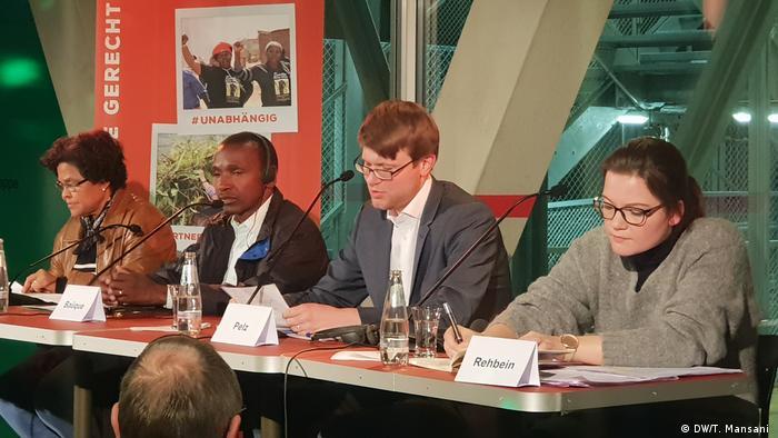 Diskussion Schuldenkrise Mosambik