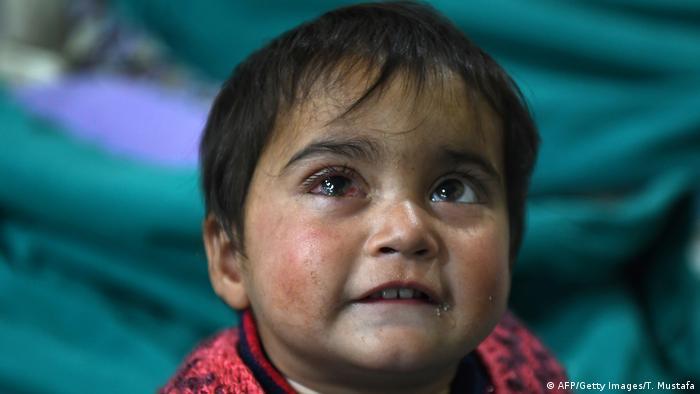 Kashmir Baby Hiba Jan Konflikt