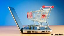 Symbolbild Online Shopping