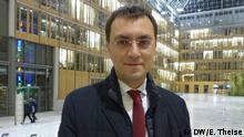 Ukraine Infrastrukturminister Volodymyr Omelyan