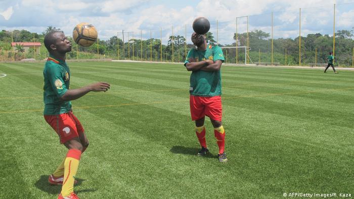 FBL-CAMEROON-CAF