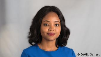 Deutsche Welle Portrait Flourish Chukwurah