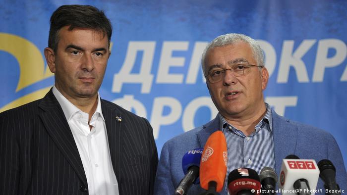 Nebojsa Medojevic (Links)