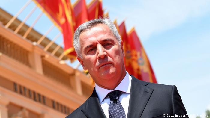 Montenegro Milo Djukanovic