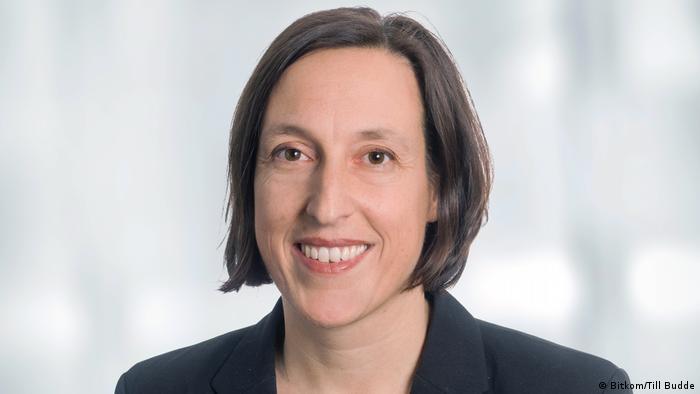 Bitkom Susanne Dehmel