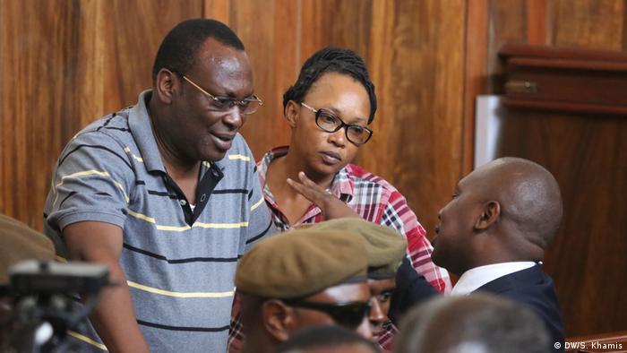 Tansania Oppositionspolitiker Freeman Mbowe