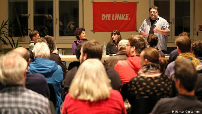 Deutschland Köln Debatte   Aufstehen Köln & Ortsverband Die Linke
