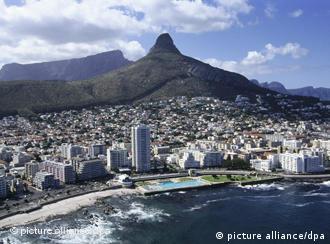 Kapstadt und der Tafelberg (Foto: dpa)