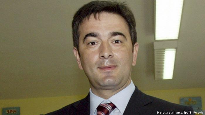 Nebojsa Medojevic Oppositionspolitiker in Montenegro