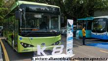 China BYD K8 Elektrobus