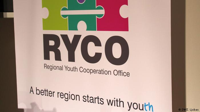 Westbalkan RYCO Projekt für Toleranz und Frieden (DW/Z. Ljubas)