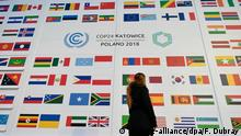 Polen - 24. Weltklimakonferenz in Katowice - COP24