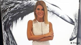 Sema Tugce Dikici tükische Sportjournalistin