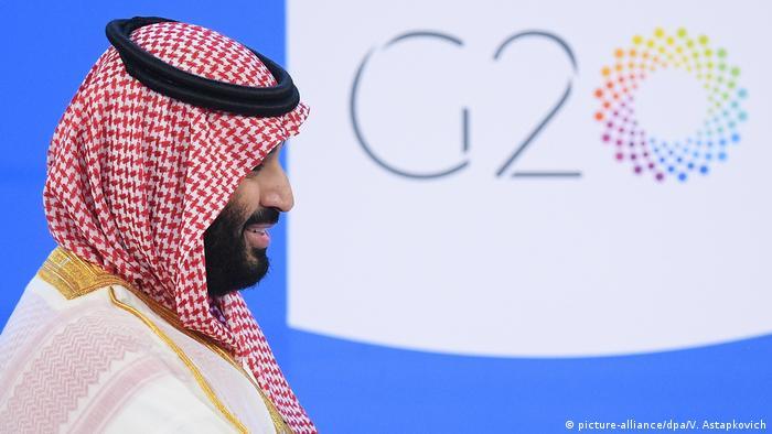 Argentinien G20 Gipfel - Mohammed bin Salman