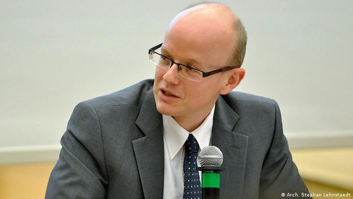 Historyk Stephan Lehnstaed