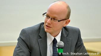 Historyk Stephan Lehnstaedt