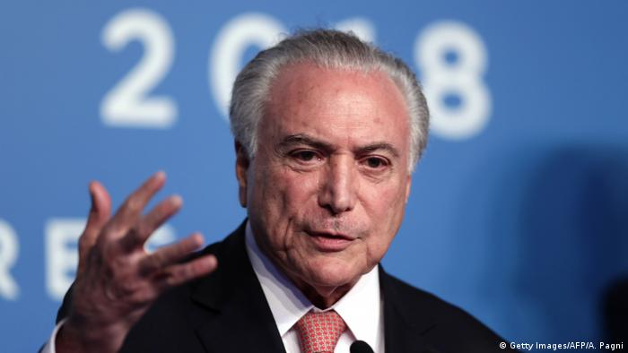 G20 Buenos Aires Michel Temer (Getty Images/AFP/A. Pagni)